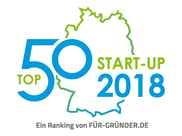 Top 50 Startup in Germany